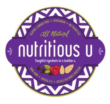 Nutricious U Logo