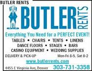 Butler Rents Logo