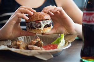 TKND burger