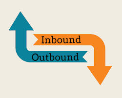 inbound outbound