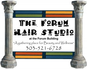 Forum Hair logo