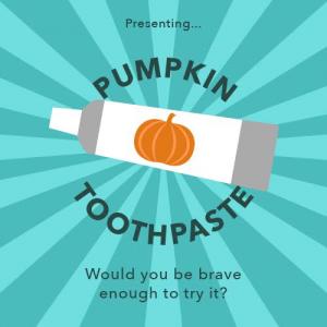 Pumpkin toot