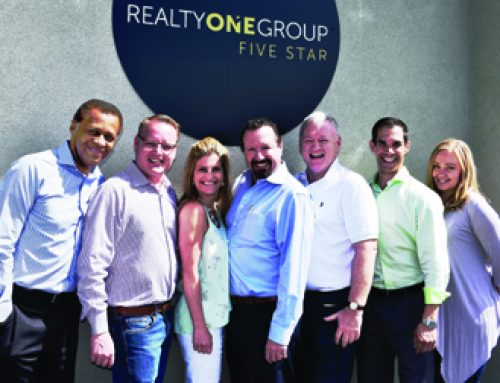 Realty ONE Group Five Star Focuses On Their Agents And Giving Back To The Community