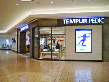 timeless design e03ce 11f65 Tempur-Pedic Flagship Store Opens In Cherry Creek Shopping ...
