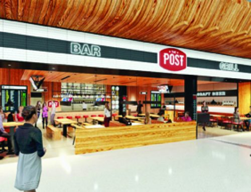 Great Hall Partners Announces First Concessions Chosen For Denver Airport's Great Hall