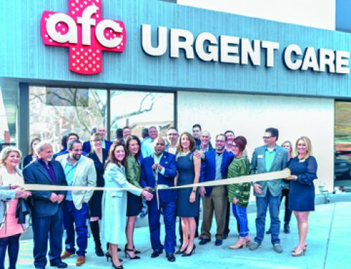 AFC Urgent Care Opens Speer Blvd. Location In Style