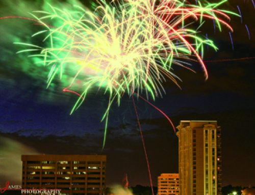 Chamber Hosts VIP Fireworks Party At Four Mile Historic Park On July 2