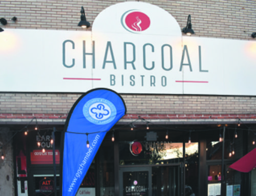 Charcoal Bistro Hosts Latest Business After Hours