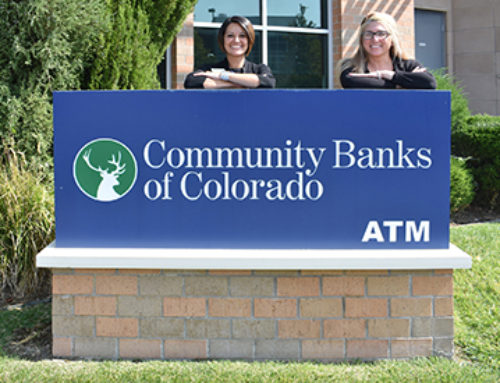 Community Banks Of Colorado: Relationship Banking With A Common Sense Approach