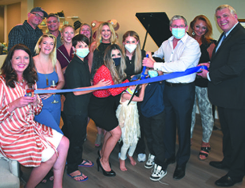 Fountain Of Youth Aesthetic Spa Holds Ribbon Cutting