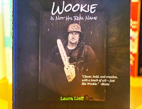 Chamber Ambassador Laura Lieff Pens First Book About Pro Snowboarder