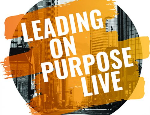 Live Conference Leading On Purpose Live To Be Held On May 13, 2021