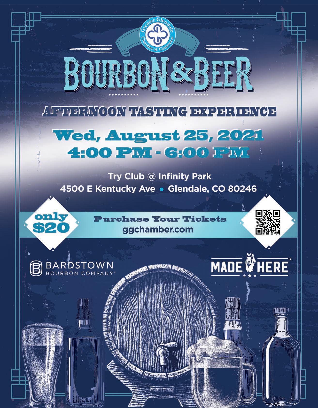 Bourbon & Beer
