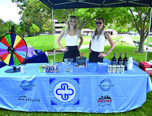 Latest Creekside Park Chamber Event A Hit